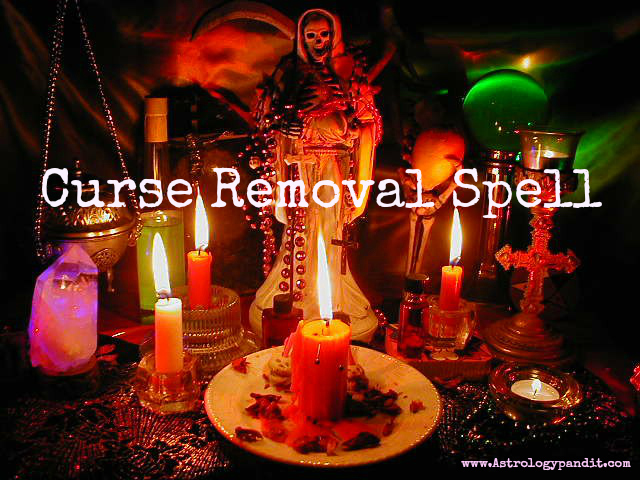 Curse Removal - Powerful Voodoo Spells